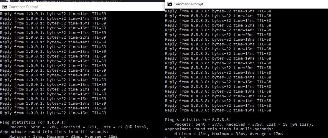 ping gtpl with vpn.PNG